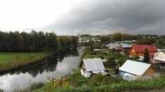 Souzdal, Rusia. En el Anillo de Oro.