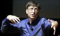 """Bill Gates: """"En cinco años las mejores clases del planeta estarán en la web"""""""