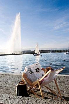relaxing in Switzerland #travel