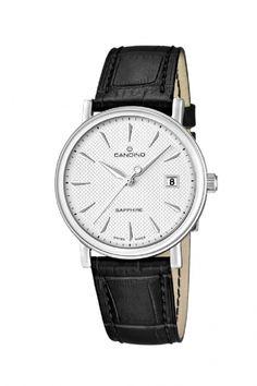 C4487-2 - Candino heren horloge (Swiss Made) 195ec8255cb