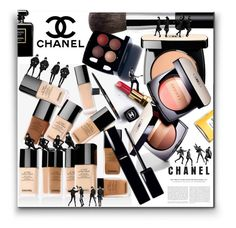 """Chanel"" by marionmeyer ❤ liked on Polyvore featuring beauty and Chanel"