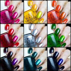 #opi #manicure #paznokcie #nails