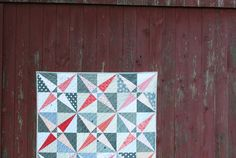 crossed canoes quilt