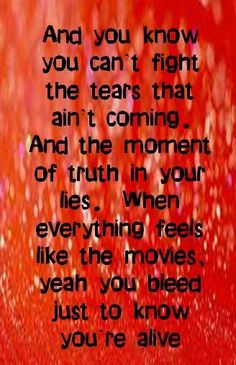 goo goo dolls~iris... love this song.. still... <3