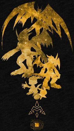 Digimon, Veemon's Digievolutions, Crest of Miracles