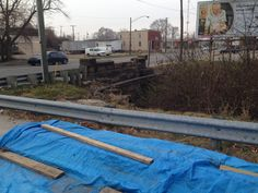 Infrastructure in dire need of repair in South Bend, Ind. #InvestinUS