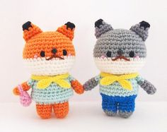 Crochet Doll Amigurumi Pattern Giraffe GGoMa series by isoDreams