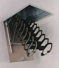 attic storage loft