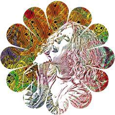 Robert Plant.  Goddamn sexy man.