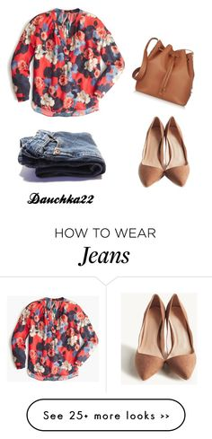 """""""Classics"""" by dauchka22 on Polyvore featuring Sophie Hulme and J.Crew"""