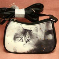 sac à mains petit modéle chat