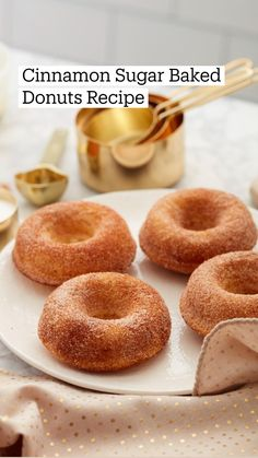 Baked Donut Recipes, Fun Baking Recipes, Baked Donuts, Snack Recipes, Brown Sugar Chocolate Chip Cookie Recipe, Just Desserts, Delicious Desserts, Pampered Chef Recipes, Wilton Cake Decorating