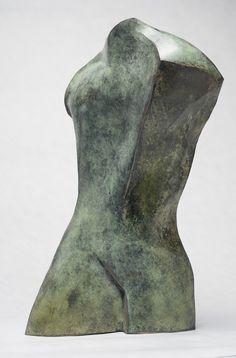 Sculptore bronze Torso He author wawryczuk tomasz
