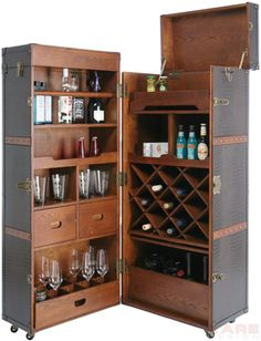 1000 images about what should i turn my vintage wardrobe - Muebles para guardar cds ...