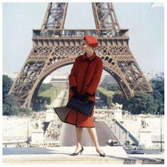 60s-women-fashion-vogue-by-norman parkinson-32 | Trendland