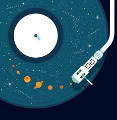 La Música de los Planetas : Armonías del Universo.