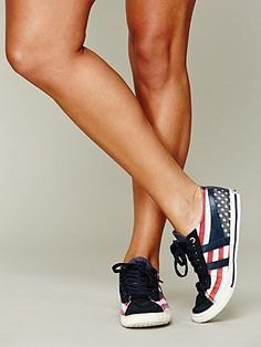 Patriotic Sneaker