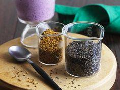 Rezeptsammlung Chia-Samen. Alle Rezepte mit Bild in einer praktischen Rezeptgalerie. Finden Sie einzigartige Rezepte mit Fotos in bester Qualität!