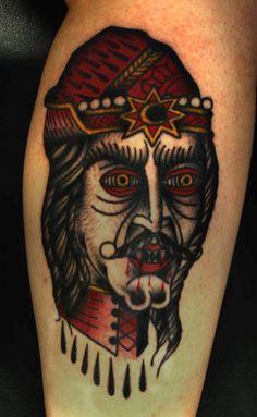 devil tattoo traditional - Buscar con Google