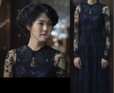 Lady Hideko (played by Kim Min-hee) in the movie The Handmaiden (Agassi) a 2016 South Korean erotic psychological thriller film directed by Park Chan-wook. https://en.wikipedia.org/wiki/The_Handmaiden#Cast