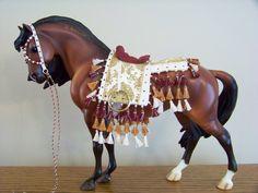CM Arabian costume set - 340 - special request for Breyer Padre