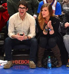 Rumored to be Dating: Darren Criss and Mia Swier