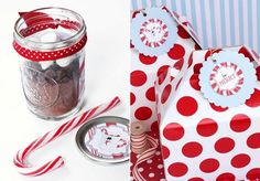 Snowman Soup hot chocolate party.  Love the pinwheel peppermint tags & cute saying