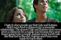 truth about the hunger games | Hunger Games Pics / The Truth About a Hunger Games Romance