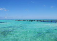 Playa Santa Lucia, Cuba ~ by anastaspenev