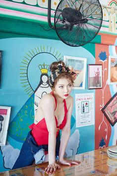 Shared by ✩ KIM DAE RI ✩. Find images and videos about girl, beautiful and kpop on We Heart It - the app to get lost in what you love.