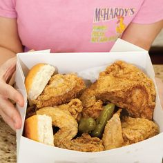 Parade Route Eats: Louisiana's Best Fried Chicken