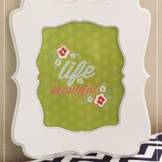 Life is Beautiful {free printable} I Heart Nap Time | I Heart Nap Time - Easy recipes, DIY crafts, Homemaking