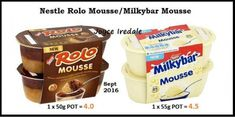 Slimming world rolo/milkybar yogurt syns