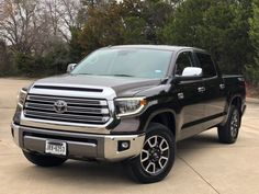 2018 Toyota Tundra 1794 Edition Is All Hat AND A Ranch