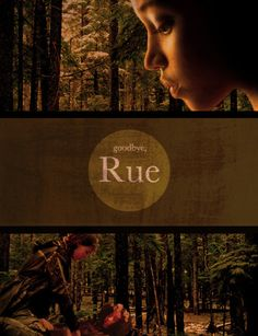 Rue-one of my favorite characters in the whole series #HungerGames