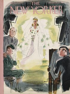 The New Yorker - Saturday, September 27, 1947 - Issue # 1180 - Vol. 23 - N° 32 - Cover by : Leonard Dove