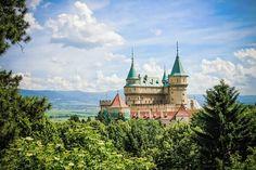 Bojnicky zamok, Slovakia.