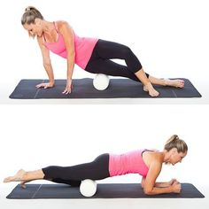 The super versatile foam roller is essential to anyone running or working out. We show you 10 ways to use a foam roller including stretching, massaging, working your core, balancing and incorporating it into your yoga practice. This cheap workout tool is great for any kind of athlete!