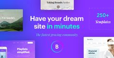 Meet Boo, the most powerful website builder ever. It's easy and fast. Let's explore the magic behind Boo that allows your dream site to come true.    Boo gives you the ...