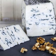 Persille de Rambouillet is a spectacular, ash-coated French farmstead pasteurized Goat Blue from La Tremblaye Dairy outside Paris and near the Rambouillet Forest.  Aged for 60 days, this small milky wonder has a supple texture and salty-sweet taste.