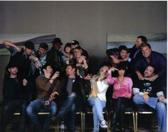 SPN cast and crew