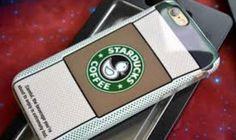 Starbucks  coffee (a-bay 45.oo  )IPhone not  Nokia,Samsung ,ecc..