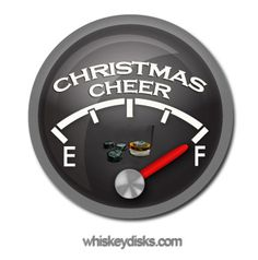 How you doin' on Christmas cheer? #bourbon #whiskey #Scotch #whisky