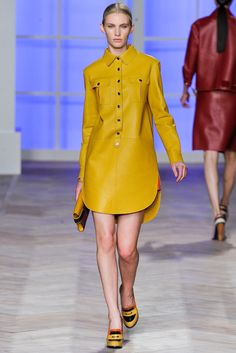 Tommy Hilfiger Spring 2012 Ready-to-Wear Fashion Show - Emily Baker