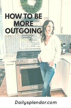 How to be more outgoing Overcoming Shyness, How To Overcome Shyness, Social Environment, Just Don T, Life Motivation, Meeting New People, Style Blog, Boss Babe, How To Be Outgoing