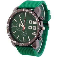 2013newestseller 1pcs Green Casual Mens Womens 3 Eyes Big Dial Quartz Wrist Watches 2013newestseller http://www.amazon.com/dp/B00JZLC42W/ref=cm_sw_r_pi_dp_Lk2Cwb0SCP53C