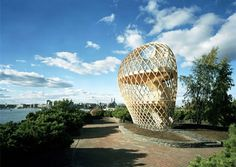 observatories – buildings, structures, pavilions and decks designed for looking out