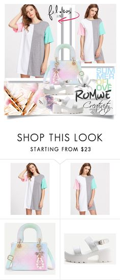 """""""ROMWE 5/10"""" by creativity30 ❤ liked on Polyvore"""