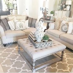 french country bedrooms and more outlet Country Cottage Bedroom, Cottage Style Decor, French Country Bedrooms, French Country Living Room, Living Room White, Formal Living Rooms, Home Living Room, Living Room Designs, Living Room Decor