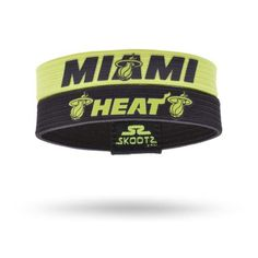 Shop for Miami Heat NBA wristbands and fan gear. Find your teams NBA bracelets and gear today! www.SkootZ.com